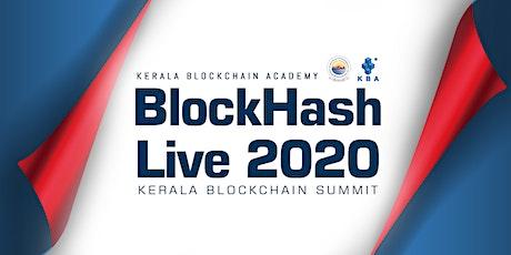 BlockHash LIVE 2020 tickets