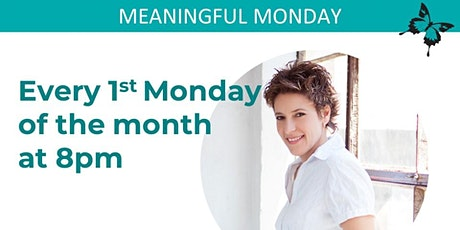 Meaningful Monday FREE Live Webinar tickets