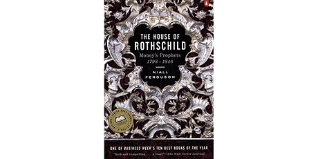 Book Review & Discussion :  The House of Rothschild tickets