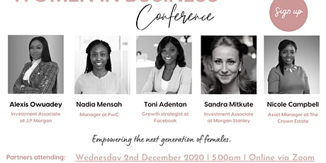 Women In Business Conference tickets