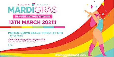Wagga Wagga Mardi Gras Festival 2021 tickets