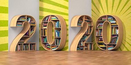 جلسة ختامية لعام ٢٠٢٠: أرِني عالمَ الكتبِ بعينيك tickets
