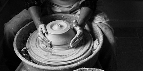 6-Week Pottery Wheel-Throwing + Basic Hand-Building Class tickets