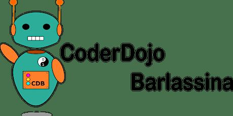 Coderdojo Barlassina ==> CODERWEB biglietti