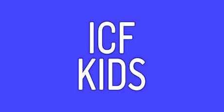 Kinderkirche ICF Essen 06. Dezember Tickets