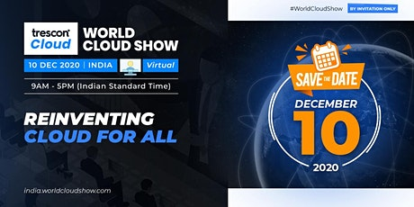 World Cloud Show - India tickets