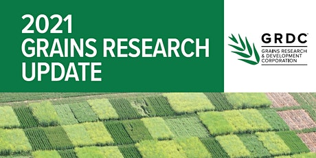 2021 GRDC Grains Research Update Perth tickets