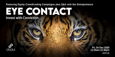 Eye Contact by Ata Plus, The Pitching Session tickets