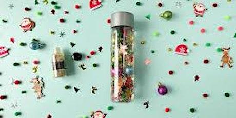 Christmas Sensory Bottles and Stress Balls tickets