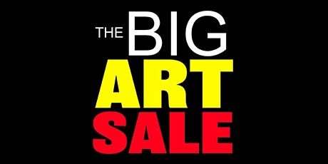 The Big Art Sale tickets