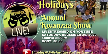 2020 Annual Harambe for the Holidays Kwanzaa Show tickets