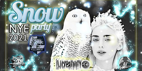 SNOW PARTY NYE 2021! tickets