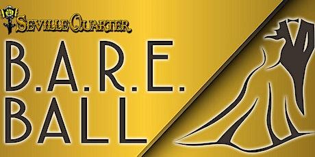 2021 New Year's B.A.R.E. Ball at Seville Quarter tickets