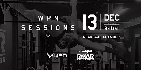 WPN Sessions X Roar Cali Chamber tickets