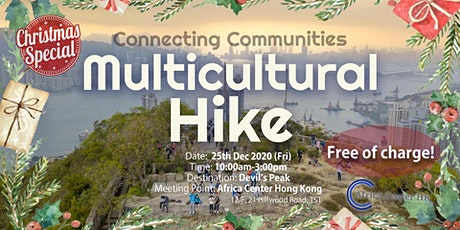 Multicultural Hike (Devil's Peak) tickets