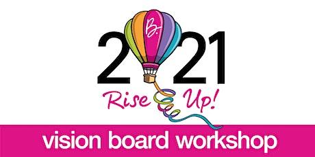 2021Vision Board Workshop tickets