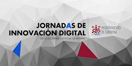 Ponencias Jornadas de Innovación Digital de Córdoba entradas