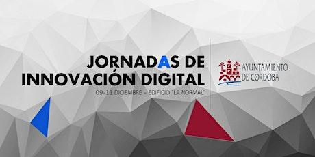 Visita showroom Jornadas de Innovación Digital entradas
