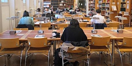Réservation de place - Bibliothèque de Fels - salle du 1er étage billets