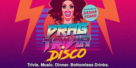 Drag Trivia Disco tickets