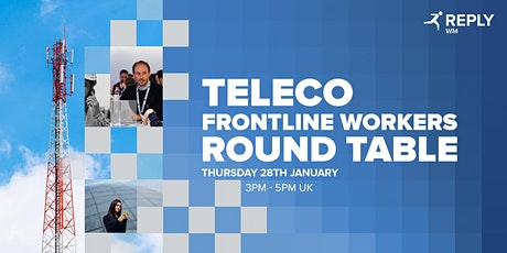 Teleco Frontline Workers Round Table tickets
