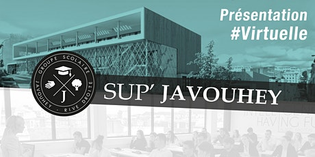 Le Sup' Javouhey en virtuel ! billets