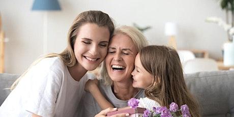 Caregiver Familiari: prendersi cura degli altri, partendo da se stessi biglietti