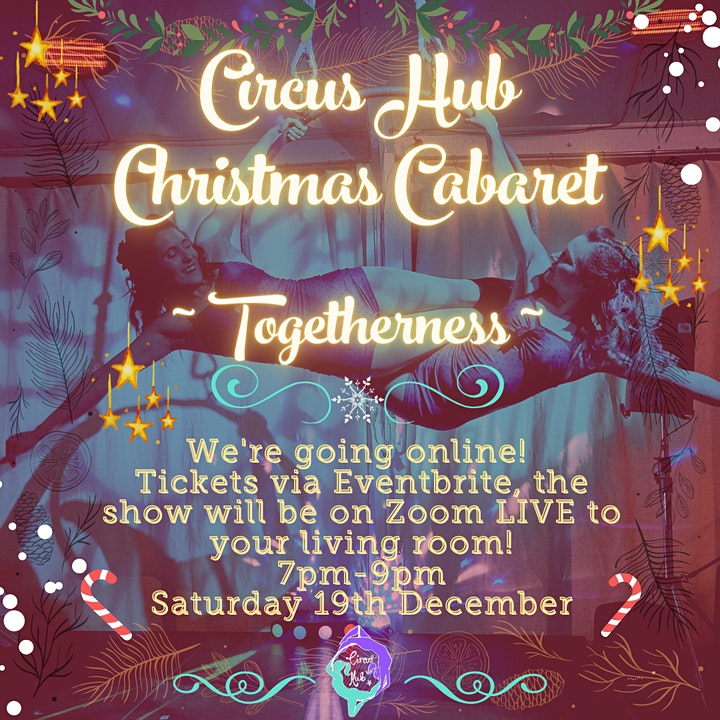 Circus Hub Christmas Cabaret - Togetherness image