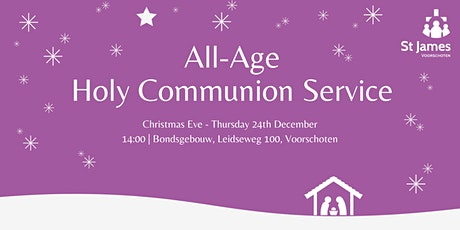 All-Age Holy Communion Service tickets