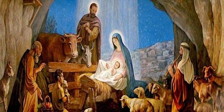Christmas Day Mass, 1000, Netzaberg Chapel Tickets