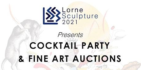 Lorne Sculpture Cocktail Party & Fine Art Auction tickets
