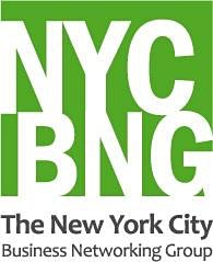 The NYC Business Networking Group (NYCBNG) logo