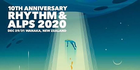 Rhythm and Alps 2020 | 10th Anniversary tickets