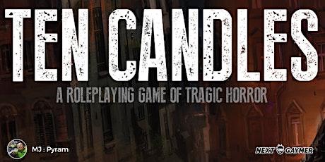 10 Candles - par Pyram billets