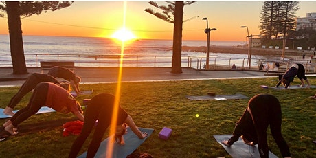 Sunrise Yoga and Coffee - $15 tickets