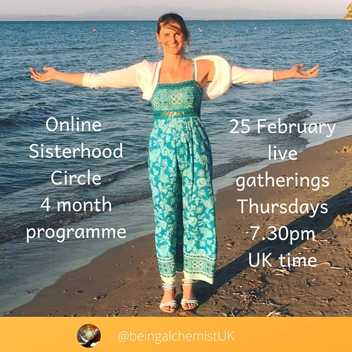 Sisterhood Circle: 4 month embodiment programme image