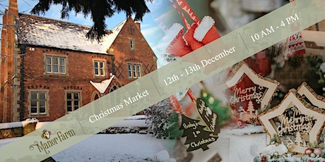 Outdoor Christmas Market tickets