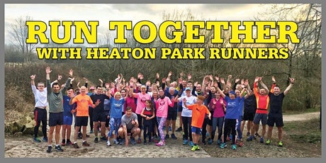 RunTogether Heaton Park 7th December - Starting at Longfield centre tickets