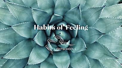 Habits of Feeling 1 tickets