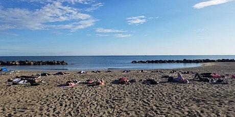 100 Hour Yoga Teacher Training in Italy (Beach) tickets