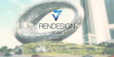 RENDESIGN -sprint 48h - entradas