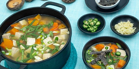 Boost Immunity with Healing, Delicious Soups; Cook Along with Robin Asbell tickets