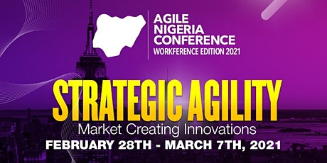 Agile Nigeria Conference 2021 tickets