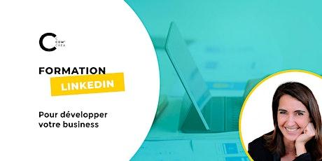 Développer son business avec LinkedIn - Formation à distance billets