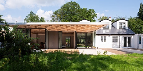 RIBA Surrey Virtual tour - House for Theo + Oskar by Tigg + Coll Architects tickets