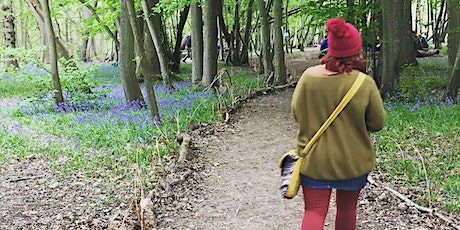 Mindful Morning in Nature;  grounding, walking, yoga and meditation. tickets