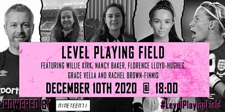 Level Playing Field tickets