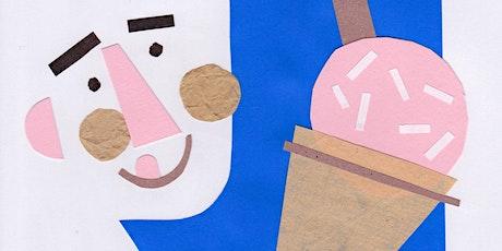Criw Celf | Illustrating with Collage | Arlunio gyda Gludwaith | Alyn Smith tickets