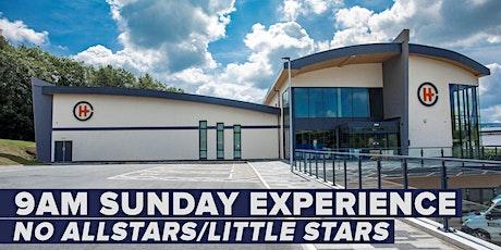 Sunday 9am Experience (No Allstars or Little Stars) tickets