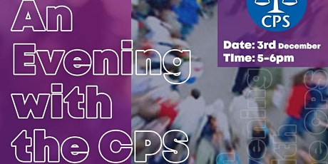 An evening with the CPS (CPS London South) tickets